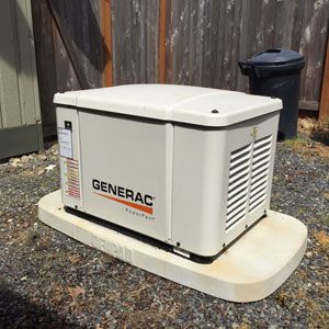 Generac Automatic Residential Generator Installation