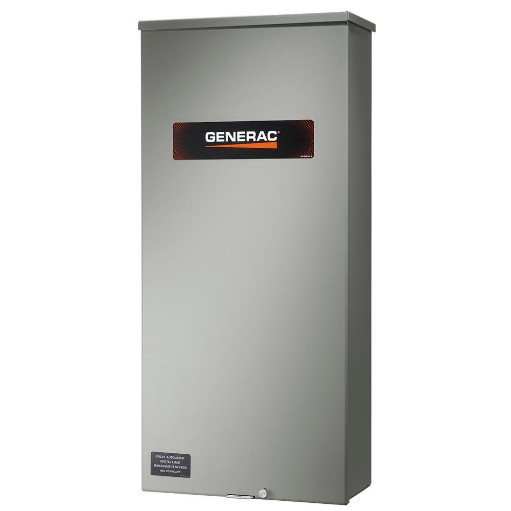 Generac-200-amp-automatic-smart-transfer-switch