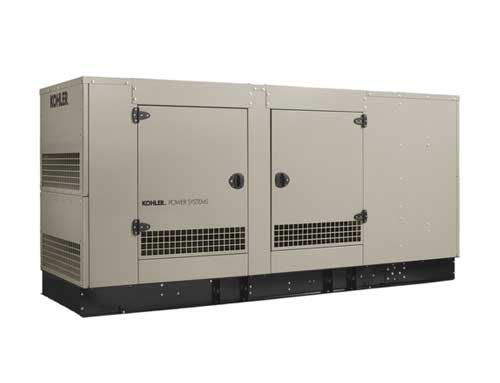 <h4>Kohler 30kW Liquid Cooled Generator</h4>