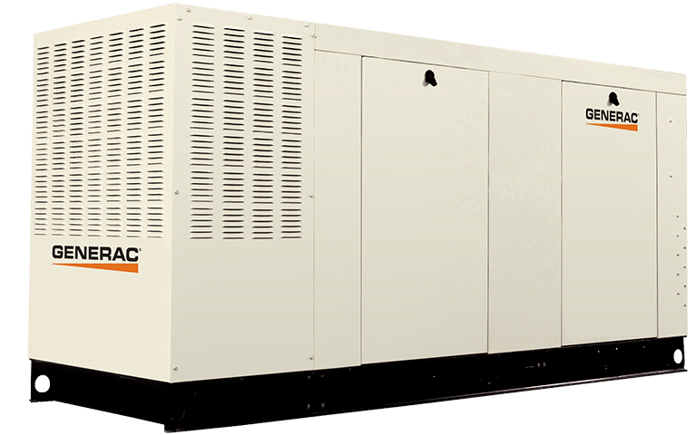 <h4><b>QT Series 100kW<br />Home Backup Generator</b></h4>